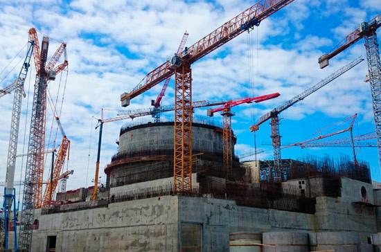 Россия продлит Белоруссии кредит на постройку БелАЭС