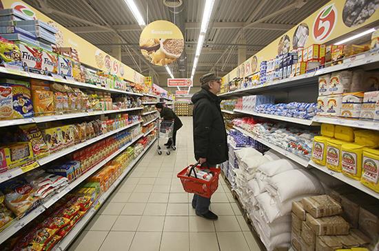 СМИ: нуждающихся россиян предложили поддержать продуктами