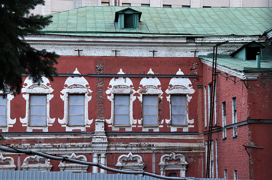 «Дума ТВ» раскрывает тайны Троекуровских палат
