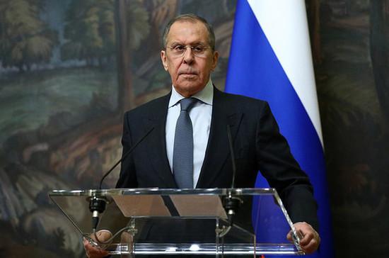Лавров допустил пересмотр решения о выходе из Договора по открытому небу
