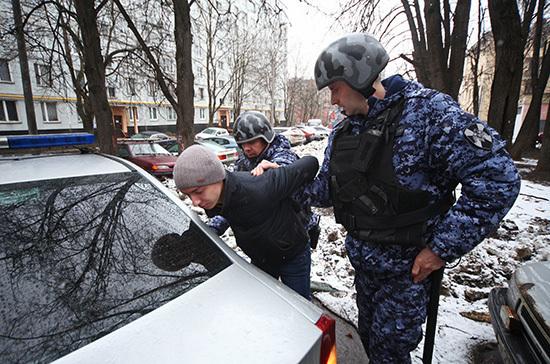 За неповиновение полицейским предлагают наказывать строже