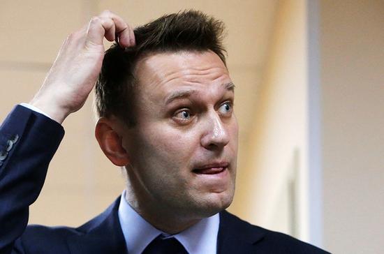Суд заменил Навальному условный срок на реальный