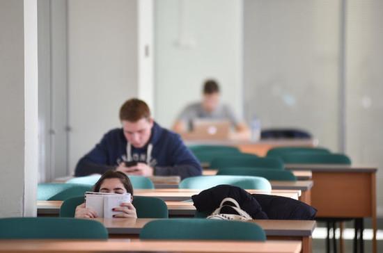 Рособрнадзор предлагает не приостанавливать аккредитацию образовательных учреждений
