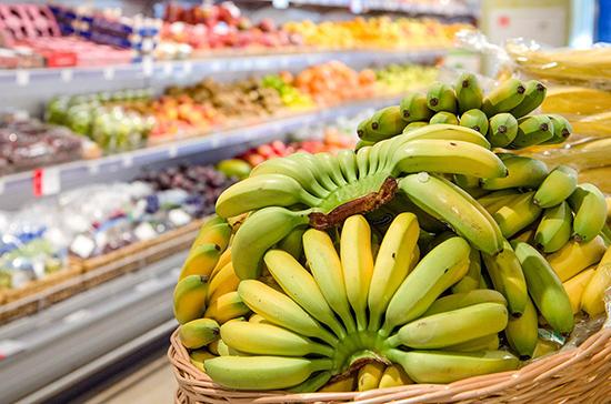 Роскачество обнаружило пестициды в бананах из Эквадора