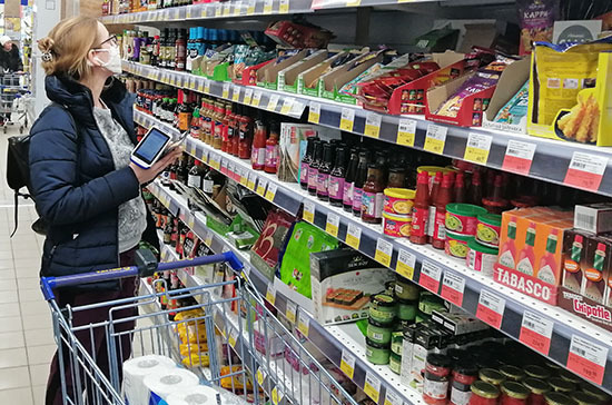 В ООН сообщили о рекордном росте цен на продовольствие в мире