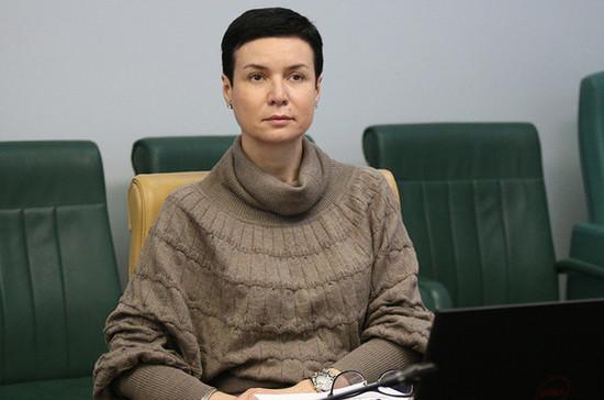 Рукавишникова рассказала о причинах утечек персональных данных россиян