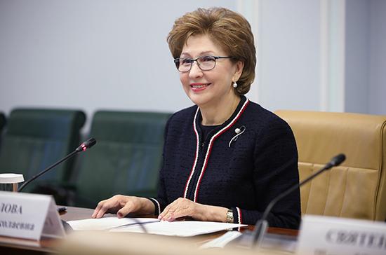 Карелова рассказала о проектах Евразийского женского форума