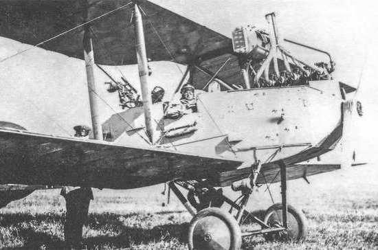 Первым авиалайнером был самолёт с открытой кабиной