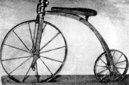 Как русский слесарь изобрёл велосипед