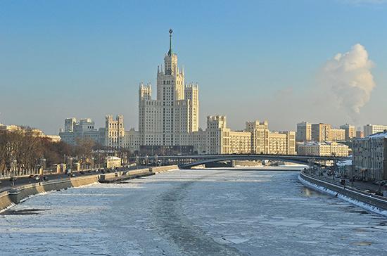 Москвичей предупредили об аномальных морозах 7-9 февраля