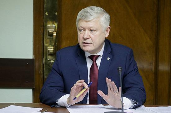 Рабочая группа Госдумы определит ответственность за действия, влекущие санкции против России