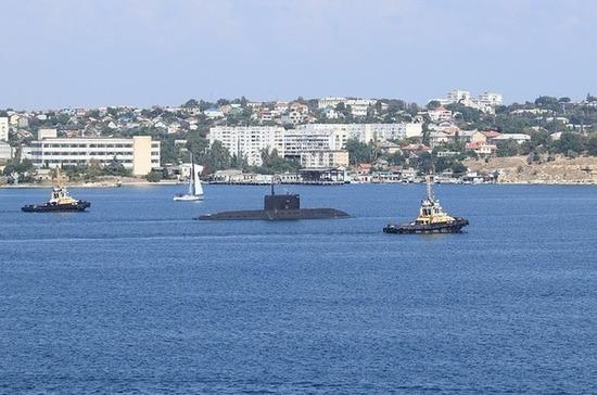 Подлодка столкнулась с коммерческим судном в Японии