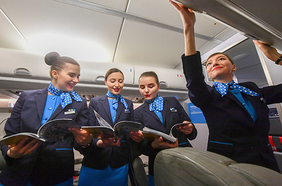 9 февраля в России отмечают День гражданской авиации
