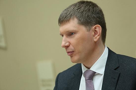 Россия сохраняет высокий уровень экспорта, считает глава Минэкономразития