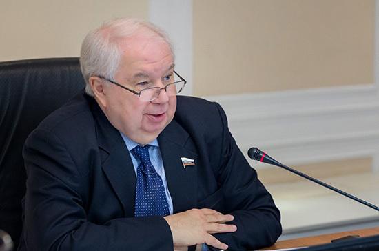 Сенатор рассказал об интересе простых американцев к России