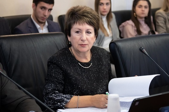За 2020 год сенаторы провели более 20 мероприятий с омбудсменом Москальковой