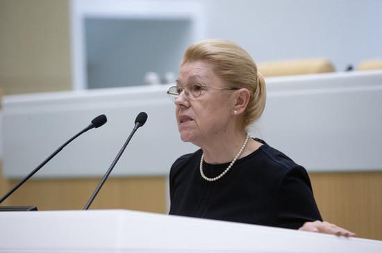 Мизулина: отдача по поправкам об апелляционных и кассационных судах будет видна не сразу