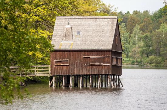В России могут появиться посёлки на воде