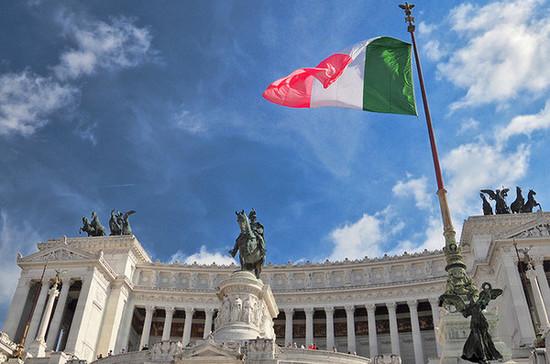 Кандидат в премьеры Италии встретился с руководителями общественных организаций