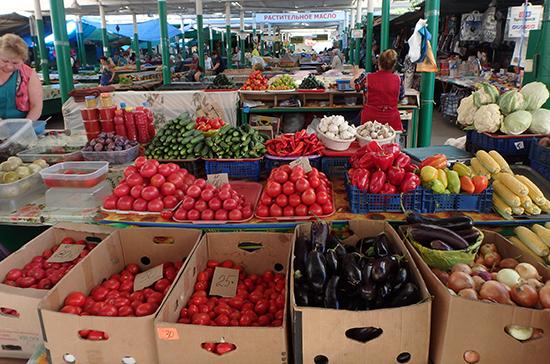 Росстат сообщил о росте цен на овощи