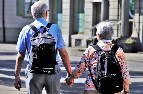 Части пенсионеров компенсируют проезд на отдых за границу