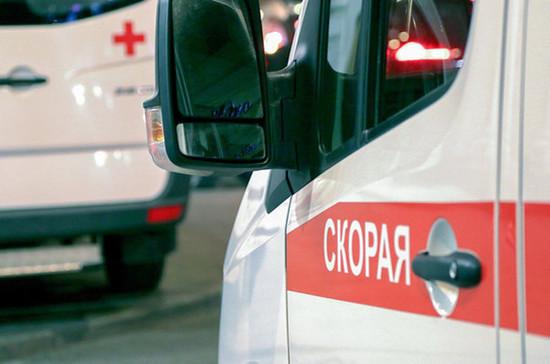 В Калужской области обрушилась кровля здания бывшего автокомбината