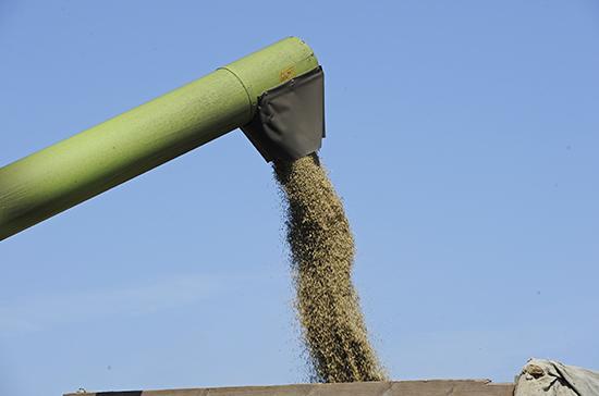 Правительство установило тариф на экспорт зерна