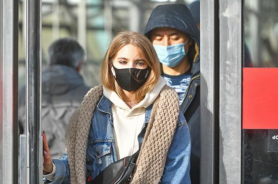 Учёные установили, в какое время года маски особенно эффективны