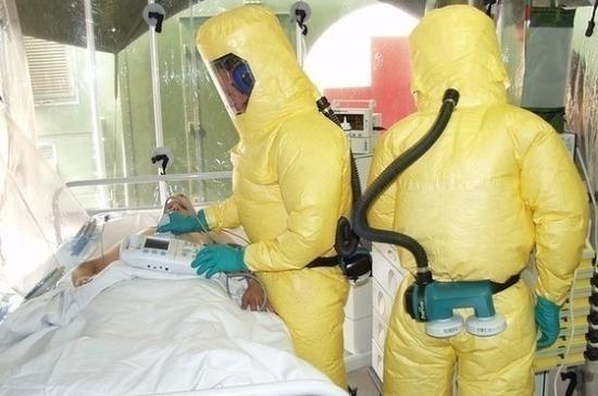 В ВОЗ оценили риски вспышки лихорадки Эбола в Западной Африке