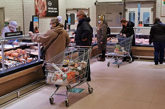 В Минсельхозе оценили призыв поднять цены на колбасу и сосиски