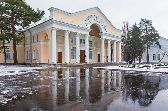 В Госдуму внесён проект о защите домов культуры от необоснованного закрытия