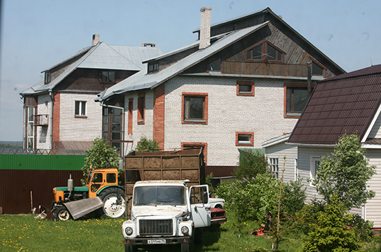 В Минстрое обещали разработать механизмы выдачи льготной ипотеки на частные дома