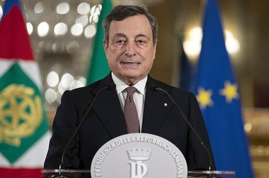 Новый премьер-министр Италии выступил с программной речью в сенате