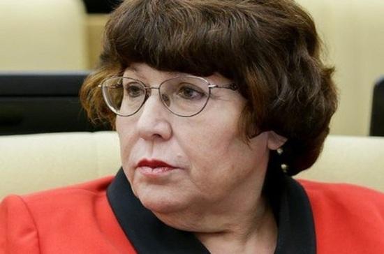 Боева предложила давать беспроцентный кредит на оборудование для маркировки