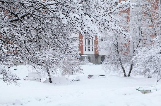 Синоптик предупредил о скачках температуры в московском регионе