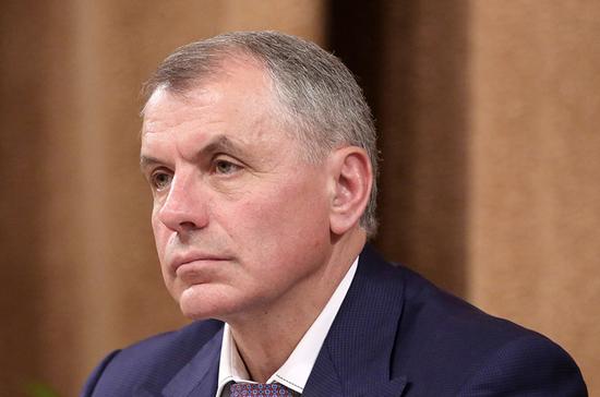 Константинов: Крым не нуждается в днепровской воде