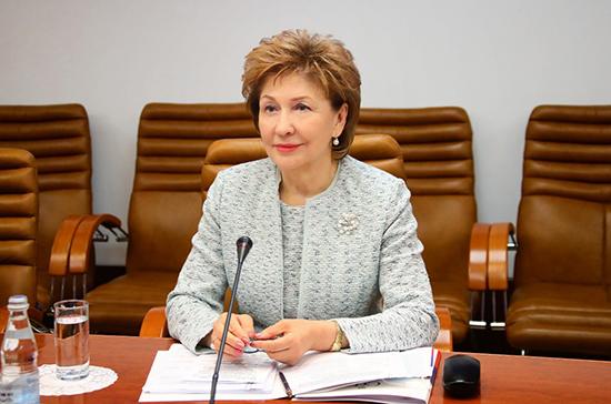Карелова: система занятости должна стимулировать граждан к трудоустройству