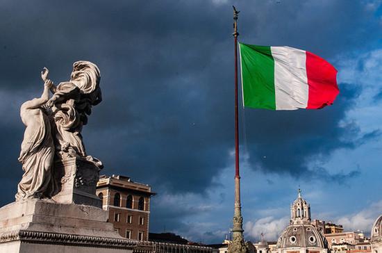 Палата депутатов парламента Италии выразила доверие правительству Марио Драги