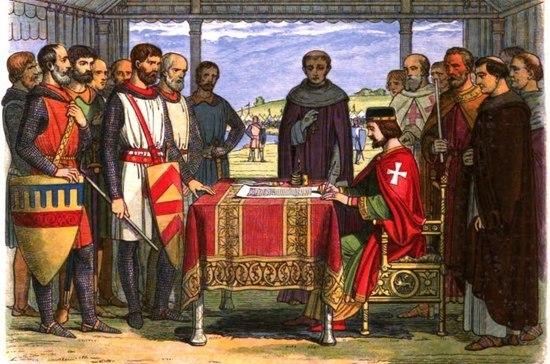 Как появилась Великая хартия вольностей