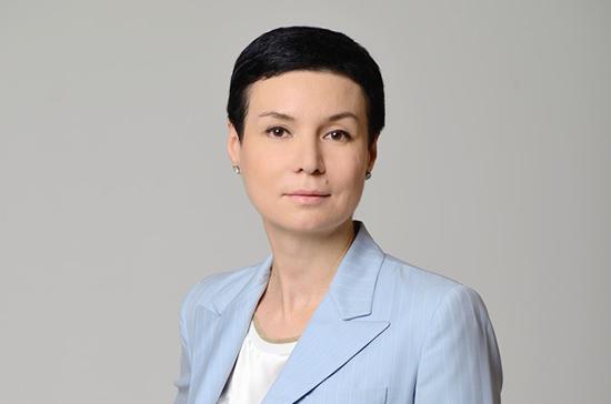 В России нужно создавать представительства популярных соцсетей, считает Рукавишникова