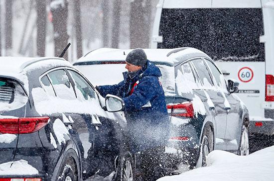 На Кубани восстановили автомобильное движение в сторону Крымского моста