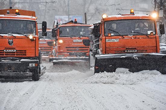 В трёх районах Крыма и Керчи ввели режим ЧС