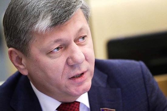 Новиков в ответ на обвинения Байдена: желание ослабить НАТО естественно для России