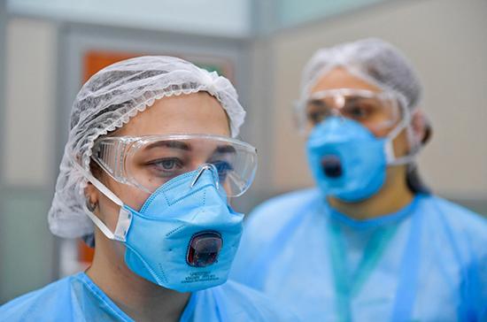 В России за сутки выявили 12 742 случая заражения COVID-19