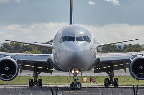 Российские авиакомпании не используют Boeing 777 с двигателями PW-4000