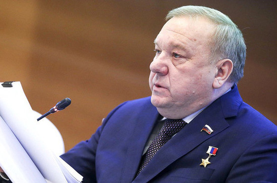 Шаманов: поправки об усилении ответственности за оскорбления ветеранов предполагают реальные сроки