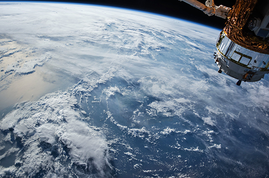 Космонавт рассказал о праздновании 23 Февраля на МКС