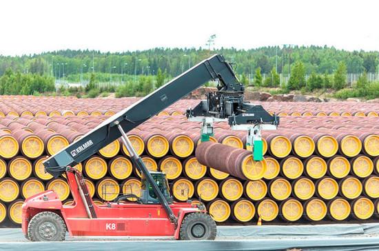 В Госдепе США считают эффективными санкции против «Северного потока  2»