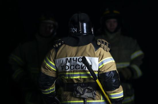 В Оренбургской области на газопроводе произошел взрыв
