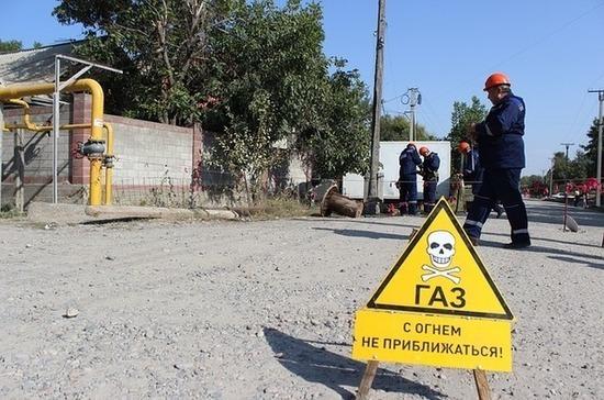 Утечку газа на месте взрыва в Оренбургской области устранили